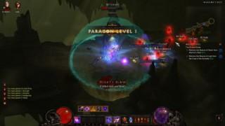 Diablo3 Wizard日記40(SC) ~1.04パッチとParagon~