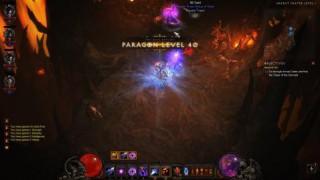 Diablo3 Wizard日記44(SC) ~パラゴンレベル40到達~