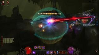 Diablo3 Wizard日記54(SC) ~今現在の攻撃&防御性能(PL83)~