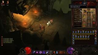 Diablo3 Wizard日記55(SC) ~装備を一新させます(PLV85)~