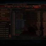 Diablo3 Wizard日記56(SC) ~素材が高騰中~