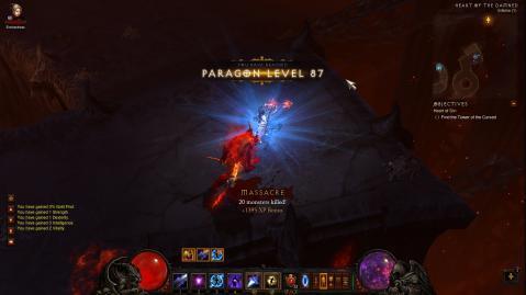 Diablo3 Wizard日記58(SC) ~毎日1回ACT3~