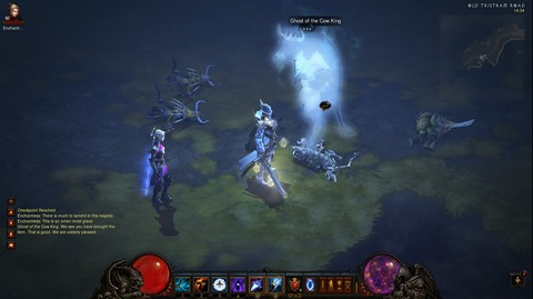 Diablo3プレイ日記Wizard編09 ~WhimsyshireのHELL行ってみた~