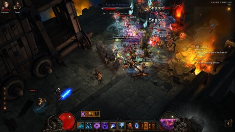 Diablo3 Wizard日記11(SC) ~金策方法~