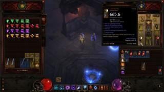 Diablo3 Wizard日記13(SC) ~初レジェンド装備ゲット~