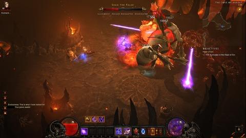 Diablo3 Wizard日記14(SC) ~HELL,ACT3-6の稼ぎ~