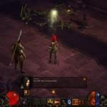 Diablo3 Demon Hunter日記02(HC) ~スケルトンキング撃破 / LV10 ~