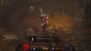 Diablo3 Demon Hunter日記04(HC) ~SvoundrelなLyndonさん / LV12~