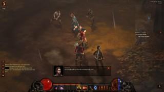 Diablo3 Demon Hunter日記04(HC) ~SvoundrelなLyndonさん / LV12~