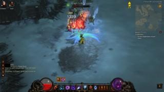 Diablo3 Wizard日記17(SC) ~inferno,ACT3-6 / Hydraの特徴~