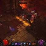 Diablo3 Wizard日記22(SC) ~infernoACT1-10 / 久々にブッチャー~