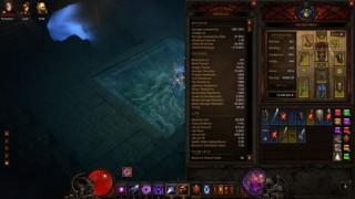 Diablo3 Wizard日記23(SC) ~現在のステとサブキャラ紹介~