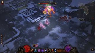 Diablo3 Wizard日記28(SC) ~inferno,ACT3 エリート各種~