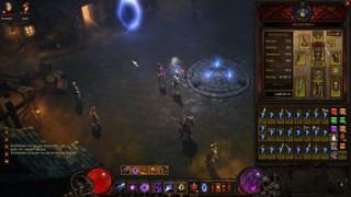 Diablo3 Wizard日記31(SC) ~ACT1でのレア(iLV61-63)DROP率~