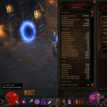 Diablo3 Wizard日記38(SC) ~現在のステータス~