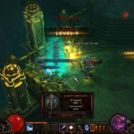 Diablo3 Wizard日記01(HC) ~Nomal-ACT1攻略~