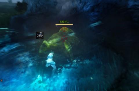 海岸の洞窟01