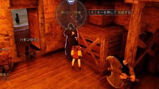 特定のプレイヤーの位置を探すNPC【黒い砂漠Part93】