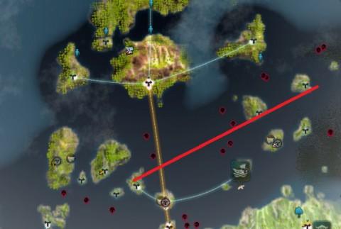 海賊島での狩りでの注意事項3