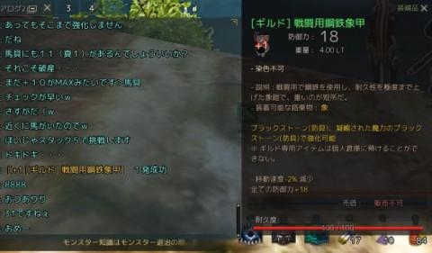 象の装備強化01