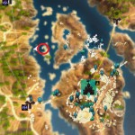 ハニースポット(蜜釣り場) / アルティノ北西の島【黒い砂漠Part526】