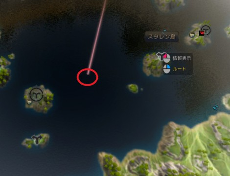 アルブレッサ島周辺蜜釣り01