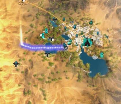 砂漠バフ往復ルート05