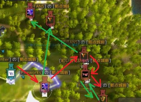 アイワミーの丘戦闘07