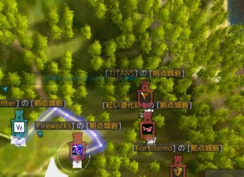 アイワミーの丘戦闘02