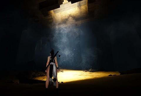 バレンシア城地下の地下02