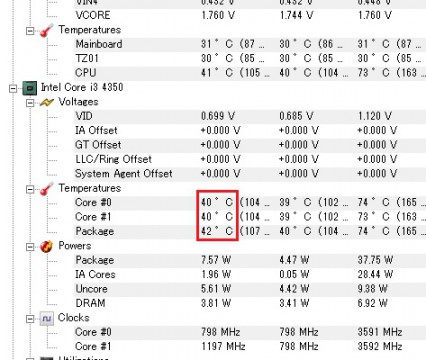 CPU温度01