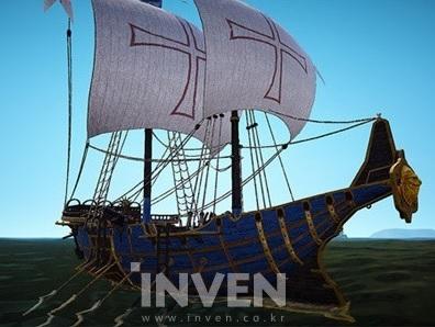 エフェリア帆船
