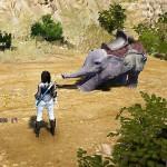 小象さんが前足蹴り覚えたよ!敵には一切当たらないよ!【黒い砂漠Part887】
