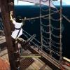 エフェリア帆船が沈没した時の修理費について【黒い砂漠Part1076】