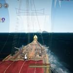 エフェリア帆船の帆が邪魔なので透明化とかやってみた【黒い砂漠Part1093】
