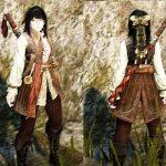 銀刺繍航海士の服をそこそこの数手に入れたので強化開始【黒い砂漠Part1297】