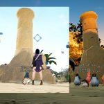砂で造った海の灯台の成長する姿の記録 / TWPクエ【黒い砂漠Part1471】
