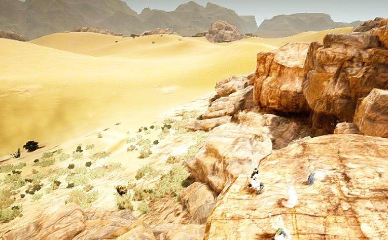 ガルダッカの宝物の地図 / 殉教者の避難所編【黒い砂漠Part1477】