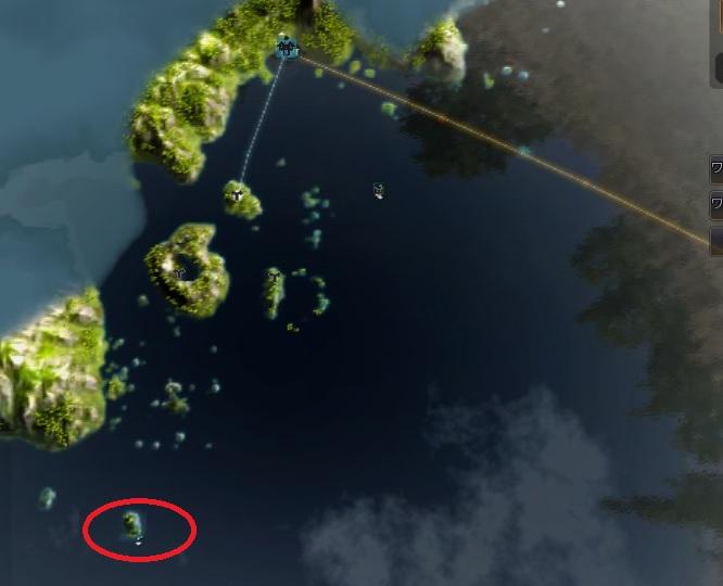 マゴリア蜜釣り場を探し求めて01