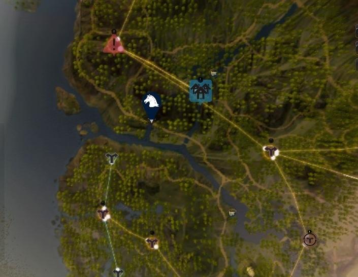 探索ポイント石灰洞窟の場所01