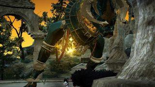 ガイピンラーシア突撃隊長の召喚でウルゴンとルルラピを討伐【黒い砂漠Part1629】