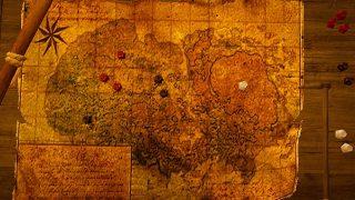タフタルのギルドハウスを取得 / 机の上の地図の詳細について【黒い砂漠Part1687】