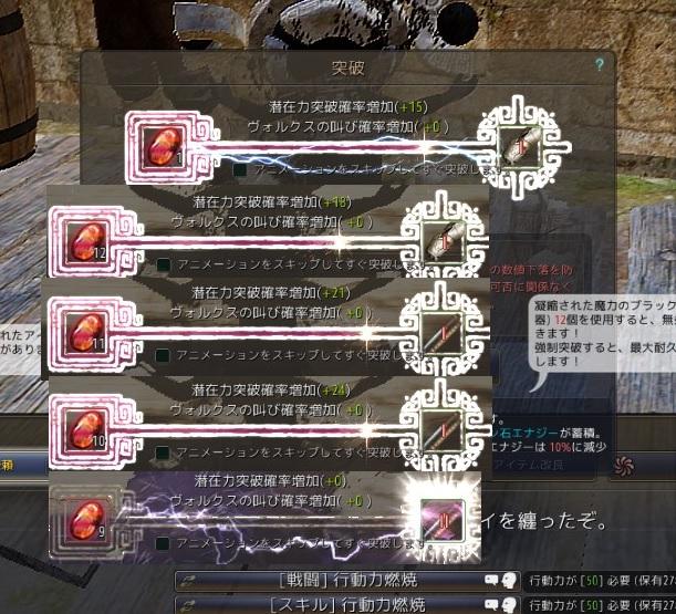 エルシュ武器がやっと成功01