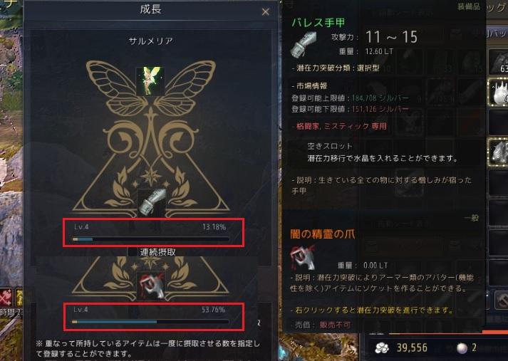 妖精レイラの効率的な成長方法について01