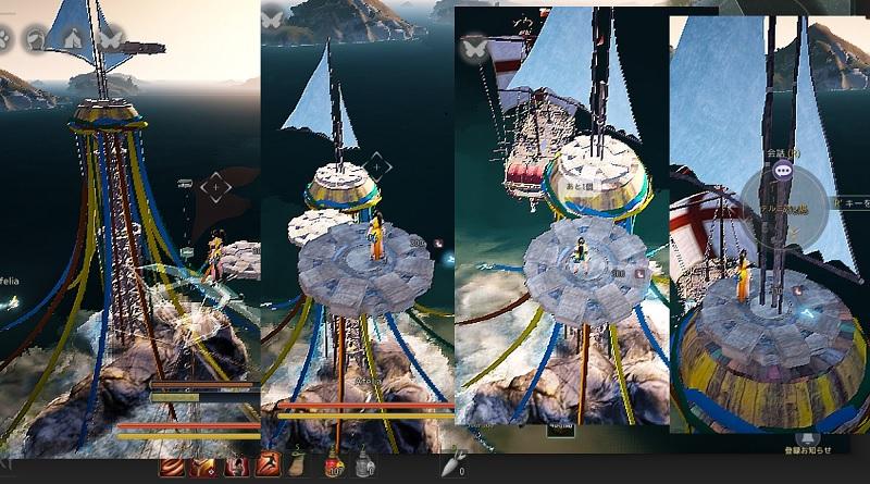 5番目のテルミアンの塔と6番目の透明塔の攻略方法02