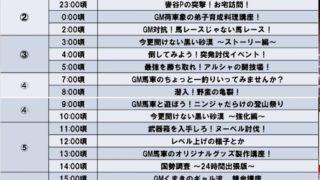 24時間さばくてれびのシリアルコードの一覧とアーカイブ(08/30)
