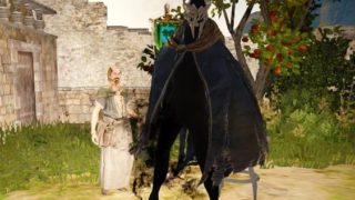 バルタリの冒険日誌15章 / バレンシア城で村長の足跡を辿れ【黒い砂漠Part2575】