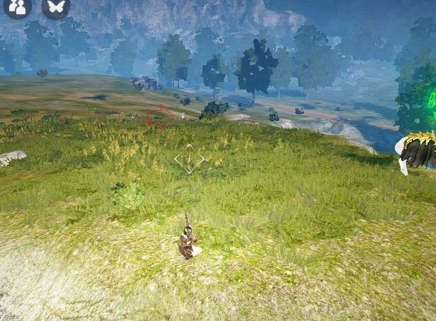 フレーメの丘で俊敏な巨大エルクを狩猟してきました02