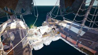 マゴリア海で不思議な船に遭遇しました【黒い砂漠Part2618】