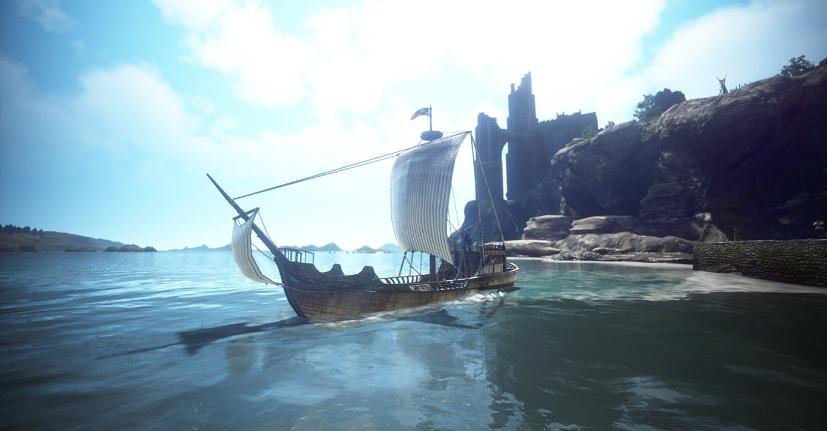 エフェリア高速艇